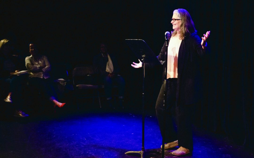 Podcast of Harri's Expressing Motherhood monologue, Silverlake, March 11, 2019